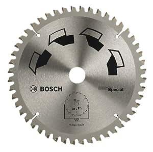Bosch 2609256888 - Disco para sierra circular (170 mm)