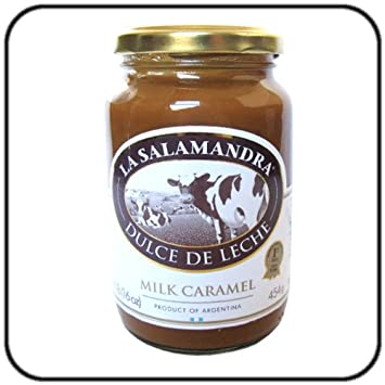 Dulce De Leche with Chocolate Product of Argentina