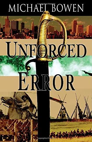 book cover of Unforced Error