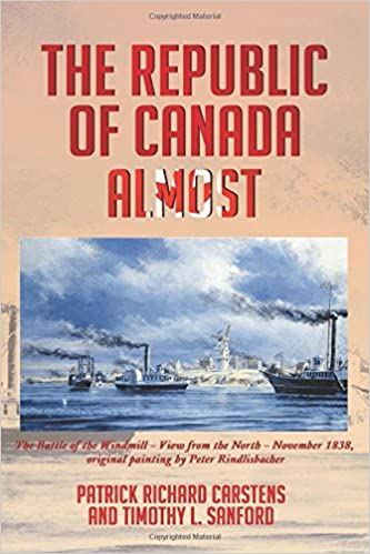 Book The Republic of Canada Almost by Patrick Richard Carstens (2013-01-31)