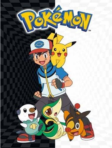 dise/ño de Pokemon 120/x 180/cm Mantel de PVC