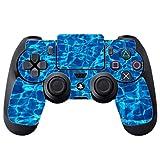 Water Swimming Pool Blue PS4 DualShock4 Controller Vinyl Decal Sticker Skin by Moonlight Printing