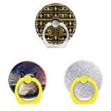 Good quality and useful.Real 3M sticker.First-keep the surface dry it completely.Second- peel off the protective paper. Do not touch the adhesive surface.Third- press the ring holder against 10 seconds.Fourth-after 3 hours hanging heavy, the effect i...