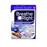 Breathe Right Nasal Strips to Stop