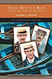 download ebook three men in a boat (barnes & noble library of essential reading): (to say nothing of the dog!) pdf epub