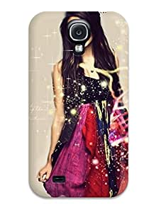 Hot Fashion GEdYpnh11873HQVgj Design Case Cover For Galaxy S4 Protective Case (victoria Justice)
