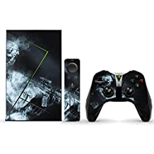MightySkins Protective Vinyl Skin Decal for NVIDIA Shield TV wrap cover sticker skins Ghost Of A Soldier