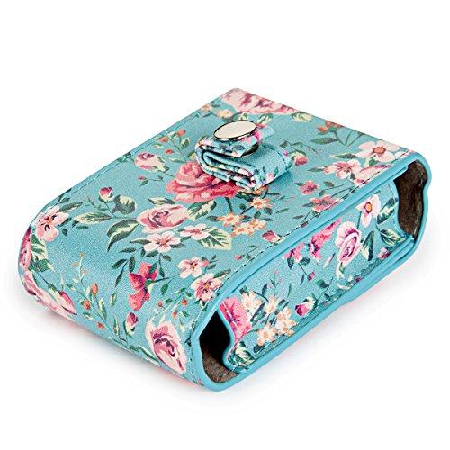 pelle Instax Flylther Borsa per Fiore Z fotocamera tracolla borsa in PU mini Flylther con Fujiflim w7R7qrI