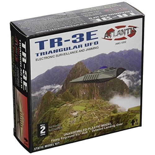 Triangular Anti Gravity Ufo Tr 3e Atlantis Model Company Hot Sale
