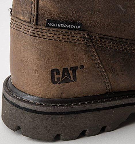 Caterpillar Cat Zum Abbau Wasserdichte Herren Schnür Boot Braun (Brown)