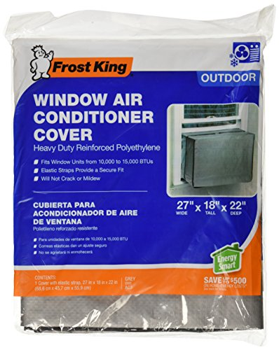 Frost king ac3h outside window air conditioner cover 18 x for 14 inch window air conditioner