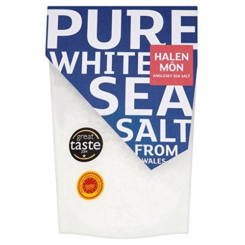 Halen Mon Sea Salt - Halen Mon Pure Sea Salt PDO - 100g