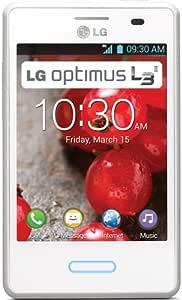 LG Optimus L3 II (E430) - Smartphone libre (pantalla táctil de 3,2 ...