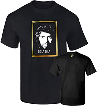 Camiseta Hombre Oficial CAMARON DE LA Isla Flamenco Impresion Oro Algodon 190grs: Amazon.es: Ropa y accesorios