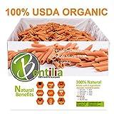 Organic Bentilia Red Lentil Penne 5lbs Bulk Case (PENNE)
