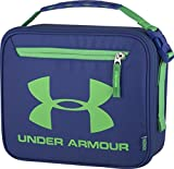 Best Thermos-kids-lunch-boxes - Thermos K46363 Blue Jet Under Armour Lunch Cooler Review
