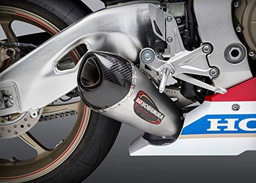 - Yoshimura Street Alpha Stainless Slip-on for 2017 Honda CBR1000RR/SP/SP2