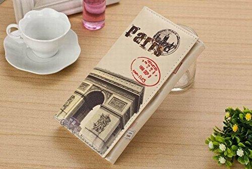 Wallet Anime Purse (Paris triumphal arch)]()