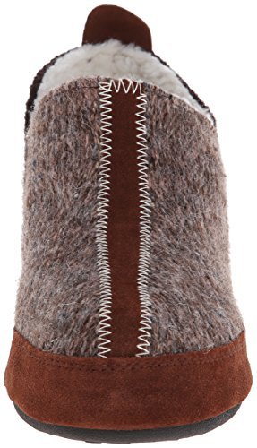 de Zapatillas Chocolate Bosque con ACORN para diseño Owl Mujer H6xAdFXw