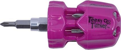 Teeny Turner Picquic 46101, Micro multi-bit destornillador con 7 ...