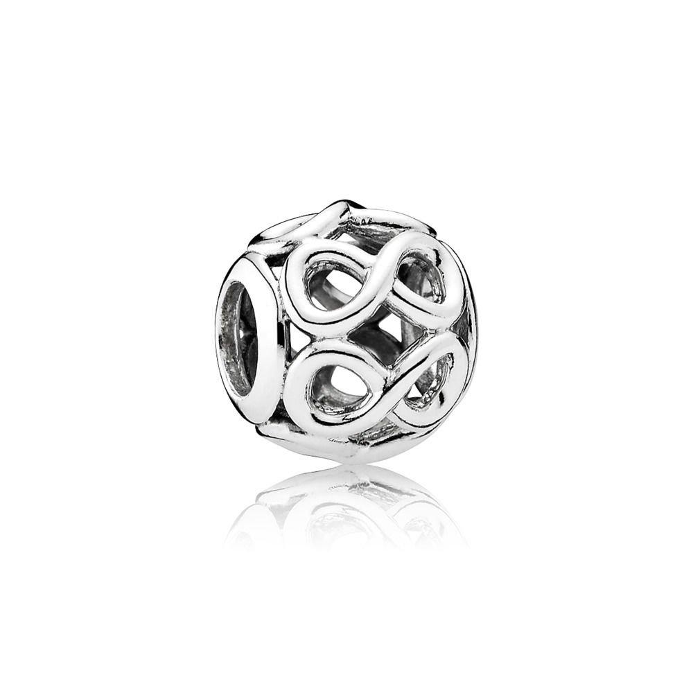 Pandora Infinite Shine Silver Charm 791872