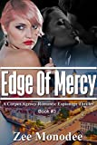 Edge of Mercy: A Corpus Agency Romantic Espionage Thriller