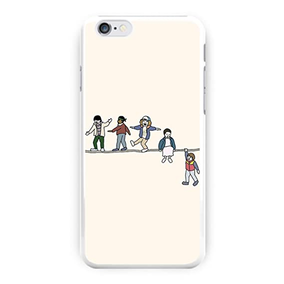 meet 4ce51 27666 Amazon.com: Stranger Things The Acrobats And The Fleas iPhone 6/6s ...
