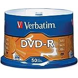 Verbatim DVD-R 4.7GB 16x AZO Recordable Media Disc