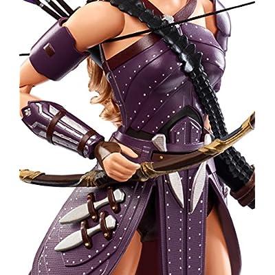 Barbie Wonder Woman Antiope Doll: Toys & Games