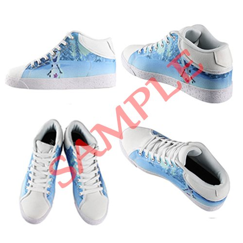 Dalliy sch?ne w¨¹stenlandschaft Men's Canvas shoes Schuhe Lace-up High-top Sneakers Segeltuchschuhe Leinwand-Schuh-Turnschuhe