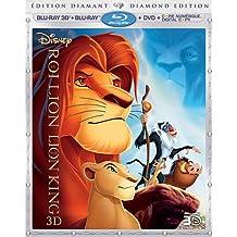 Le Roi Lion 3D: Édition Diamant / The Lion King 3D: Diamond Edition