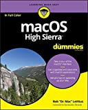 img - for macOS High Sierra For Dummies book / textbook / text book