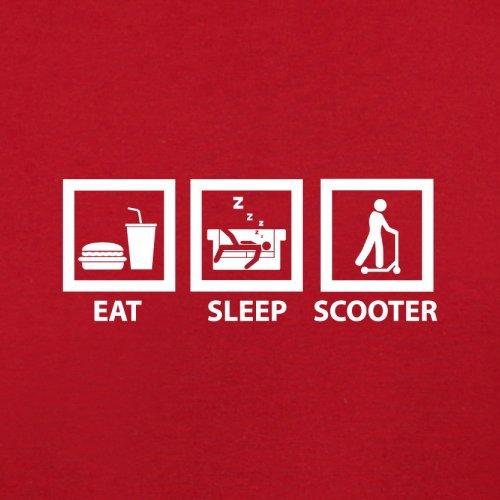 Bag Dressdown Flight Sleep Retro Red Eat Scooter wZRSq