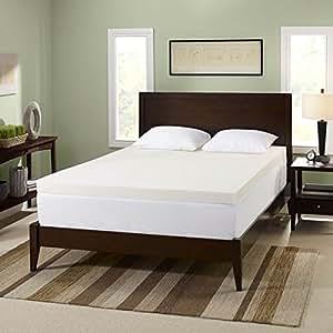 serta memory foam 3 inch mattress topper california king kitchen dining. Black Bedroom Furniture Sets. Home Design Ideas