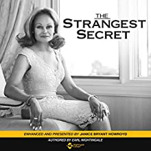 The Strangest Secret: Enhanced for the 21st Century Audiobook by Earl Nightingale, Janice Bryant Howroyd Narrated by Janice Bryant Howroyd