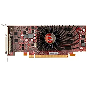 VisionTek Radeon HD 5570 4 Port HDMI VHDCI Graphics Card-900901, Black, Multicolor, Red