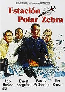 Estación Polar Zebra [DVD]