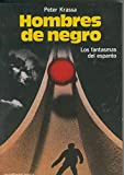 img - for Hombres de negro book / textbook / text book