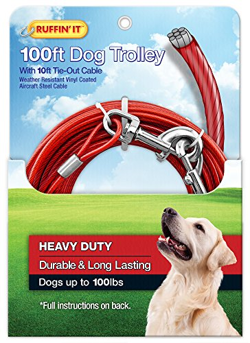 100 feet dog leash - 8
