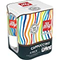 illy Cappuccino, 8.45 fl oz, 4 Pack