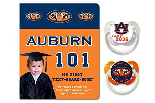 (Auburn Baby Gift Set)