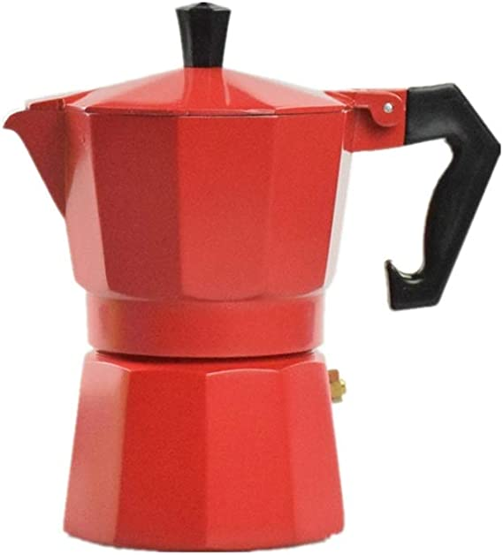 HHS Megan-DA Fabricante de café Press Cafetera Espresso Italiana ...