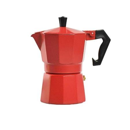 HHS Megan-DA Fabricante de café Press Cafetera Espresso ...