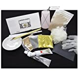 Kintsugi Repair Kit - Japanese Urushi Lacquer From Japan, Kintsukuroi