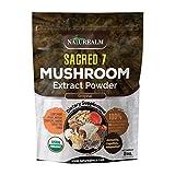 Sacred 7 Mushroom Extract Powder - USDA Organic
