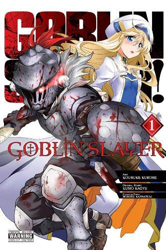 Goblin Weapons Green - Goblin Slayer Vol. 1 (manga) (Goblin Slayer (manga))