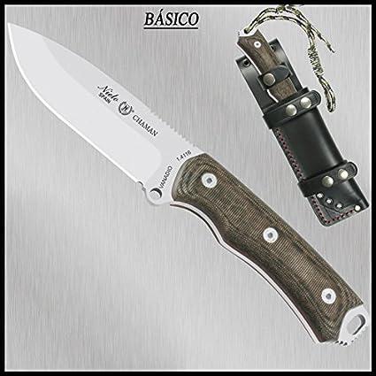 Amazon.com: Nieto Grandson 140 K Knife, Multicolour, One ...