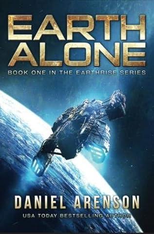 book cover of Earth Alone