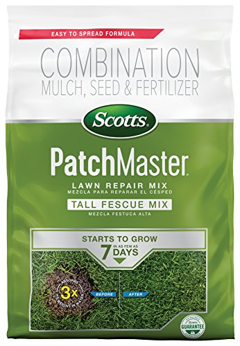 Scotts 14900 Patchmaster Lawn Repair Tall Fescue Mix, 4.75 LB by Scotts