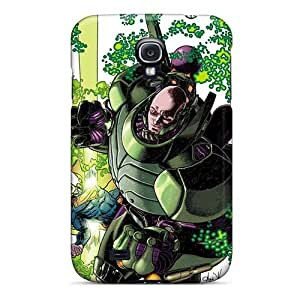KerryParsons Samsung Galaxy S4 Durable Cell-phone Hard Covers Provide Private Custom Colorful Ant Man Pattern [LMM384cOxs]
